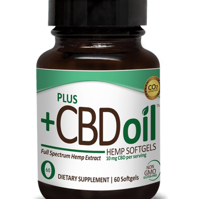 Plus CBD 10mg