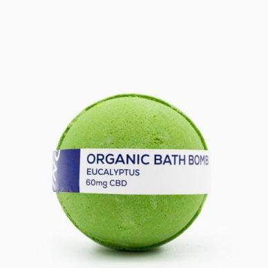 Eucalyptus Bath Bomb