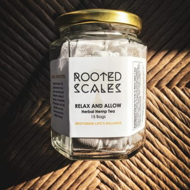 Rooted Scales Tea