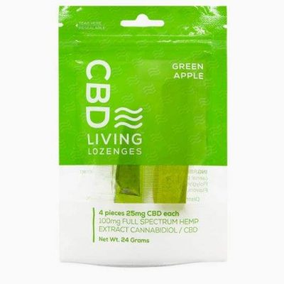 Apple CBD Lozenges