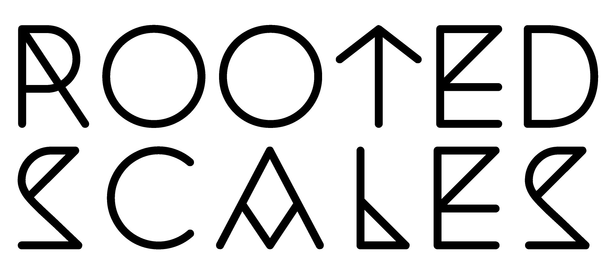 Rooted Scales Logo