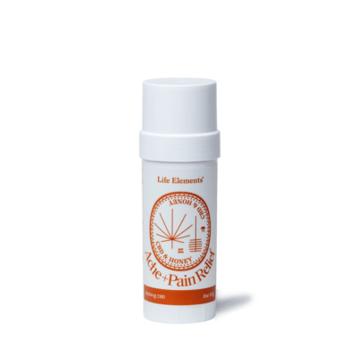 Life Elements Ache & Pain Roll On 1000mg