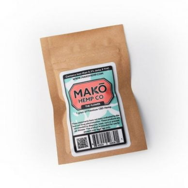 Mako Hemp CBG Flower 3.5 gram