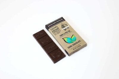Therapeutic Treats 70% Dark Chocolate 120mg Full-Spectrum CBD