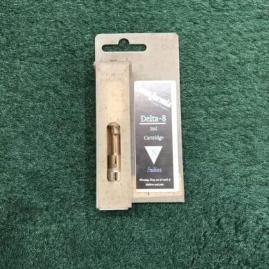 Cannformis Delta 8 Cartridge Runtz 1ml